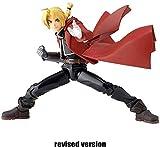 LLJJ Anime Toy Fullmetal Alchemist Edward Elric Revoltech Yamaguchi 116 Figura de acción