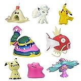 Pokemon Pack de 8 Figuras (BIZAK 63225320)