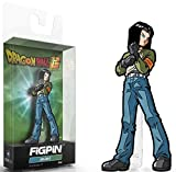 FiGPiN Mini - Dragon Ball Super: Android 17 - Collectible Pin