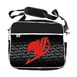 Fairy Tail Bandolaera Logo Rojo