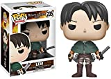 Funko-14196 Levi Ackerman Figura de Vinilo, seria Attack on Titan, Multicolor (14196)