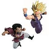 Dragon Ball SCultures BIG modeling Tenkaichi Budokai 7 twelve Gohan Mr. Satan normal color set