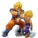 Banpresto ichibankuji Dragon Ball VS EXISTENCE A prize Goku & Son Gohan figures