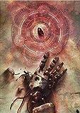 FPRW Rompecabezas Fullmetal Alchemist Anime Puzzle, Rompecabezas Abstracto de Madera 1000 Piezas, Brain Iq Desarrollando Juegos de Rompecabezas