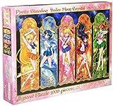 1000 rompecabezas pieza del puzzle de Sailor Moon Crystal Pretty Guardian (50x75cm)