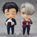 figuras-manga-yuri on ice