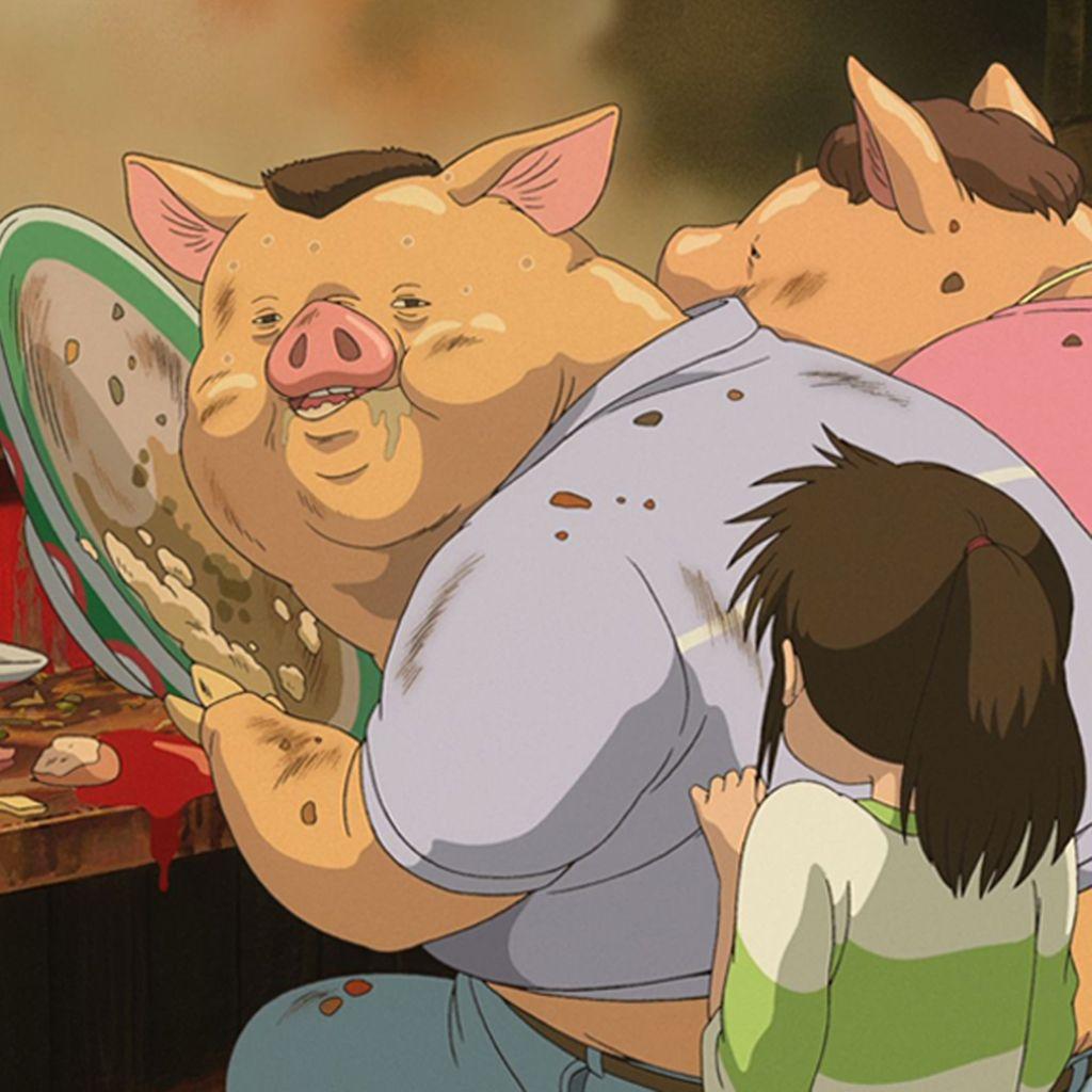 manga-anime-el viaje de chihiro