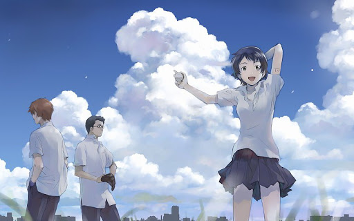 manga-anime- la chica que saltaba a travéz del tiempo