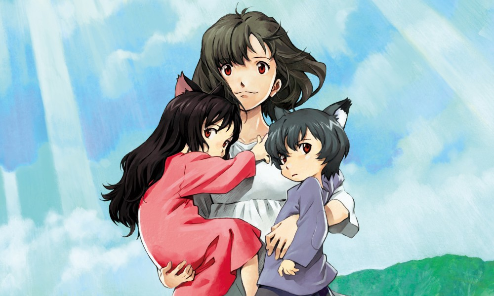 manga-anime-los niños lobo
