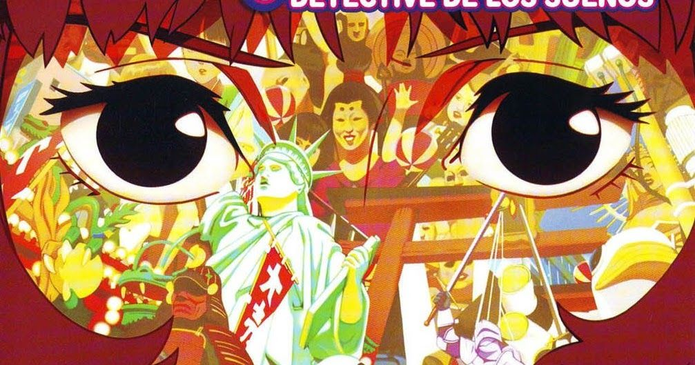 manga-anime-paprika detective de los sueños