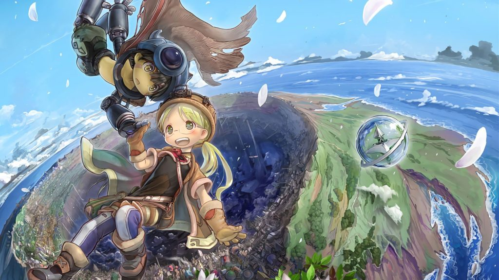 manga-anime-made in abyss