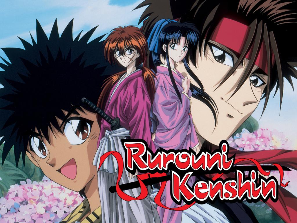 manga-anime-rurouni kenshi
