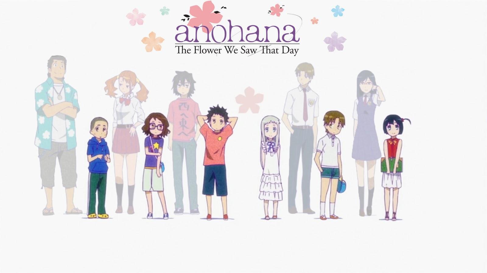 manga-anime-anohana