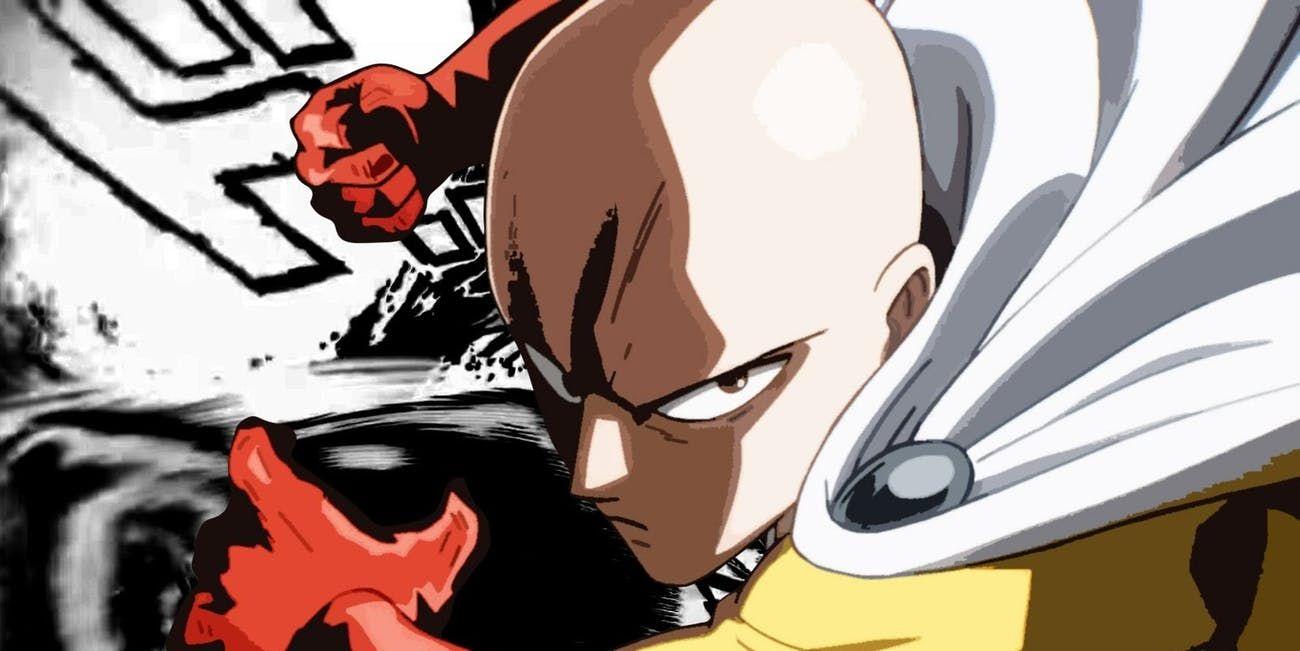 manga-anime-one punch man